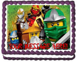 ninjago party supplies ninjago party ideas etsy