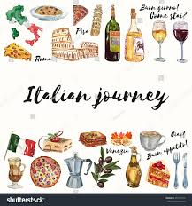 hello cuisine journey cuisine food culture language ภาพประกอบสต อก