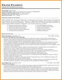 100 government resume template exle of government resume 100