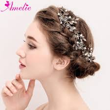wedding hair pieces wholesaler 6pcs lot hair accessories