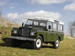 military land rover 110 land rover timeline influx