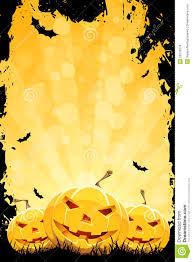 halloween images for background 脏的万圣节背景用南瓜库存图片 图片 26270074