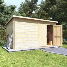 wooden sheds wooden garden sheds garden buildings direct