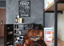 Man Cave Ideas For Small Spaces - 20 small home bar ideas and space savvy designs