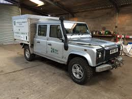 original land rover defender landrover defender land rover defender 130 tipper