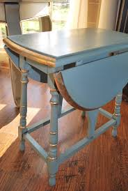 Blue Table Painting by 112 Best Chalk Paint Small Tables Images On Pinterest Painted