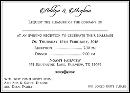 hindu wedding invitation wording hindu wedding cards wordings hindu wedding invitations wordings