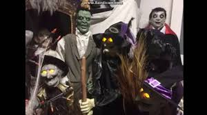 costco halloween decorations demented demos 2016 stitch witch sisters costco youtube