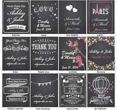 wedding backdrop design malaysia chalkboard wedding personalized sanitizer chalkboard favors