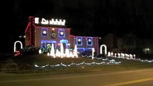Christmas Lights Ditto Ditto Christmas Display Youtube