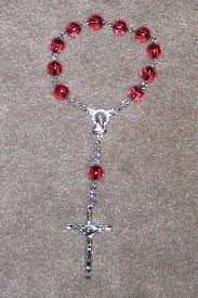 single decade rosary what in creation rosary