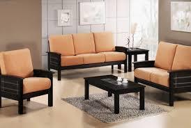 Living Room Table Design Wooden Simple Wooden Sofa Set Designs Www Napma Net