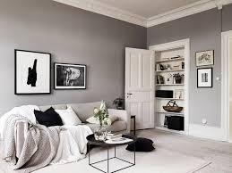 neutral home interior colors a swedish home with neutral colors gray white and black color