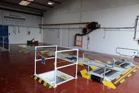 class 7 mot bay fleetcare maintenance garage stockport greater manchester