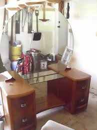 Vintage Style Vanity Table Impressive Old Vanity Table With Mirror With Furniture Antique