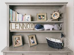 Nautical Bookcase Amy Davidson On Son Lennox U0027s Nautical Inspired Nursery U2013 Moms
