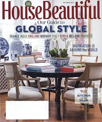 Housebeautiful Magazine by Christopher Spitzmiller Inc Press