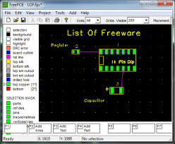 pcb design software 40 best free circuit design software for windows