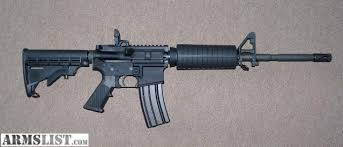 palmetto state armory black friday armslist for sale paletto state armory m4 orc rifle ar 15 5 56