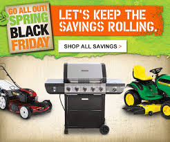 home depot black friday mower home depot let u0027s keep the spring black friday aving rolling