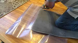 furniture office foot chair floor mats office chair mat pu foam