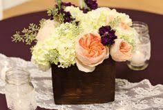 wedding flowers m s hydrangea and garden centerpiece hattiesburg ms wedding