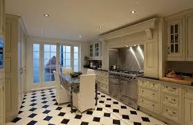 carrelage noir et blanc cuisine carreaux sol cuisine fabulous beautiful carrelage cuisine blanc et