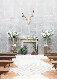 wedding backdrop altar earthy boho wedding altar winter party ideas