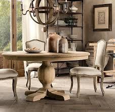 Restoration Hardware Dining Room Chairs Restoration Hardware 48 French Urn Pedestal Dining Table Alittle