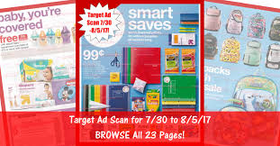 ofertas black friday 2017 target target ad scan for 7 30 to 8 5 17