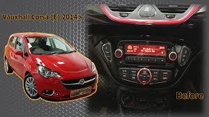 vauxhall corsa 2017 vauxhall corsa e 2014 u003e exeter car audio specialists