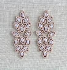 gold bridal earrings chandelier 808 best bridal earrings images on bridal earrings