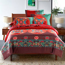 great moroccan style quilt 96 about remodel king size duvet covers