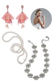 the best wedding jewelry for every dress neckline