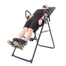 back relief inversion table 66fit professional inversion table back pain relief upside down