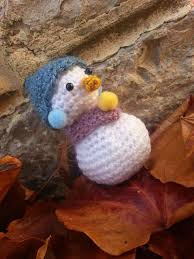 Amigurumi Christmas Ornaments - 444 best pupazzi di neve images on pinterest crochet