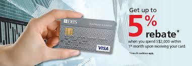 Visa Business Card Visa Platinum Card Business Credit Card Dbs Sme Banking
