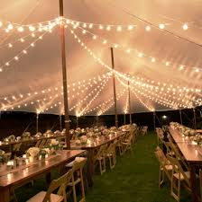 wedding tent lighting outdoor events in michigan ratliff rental