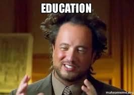 Meme Education - education make a meme