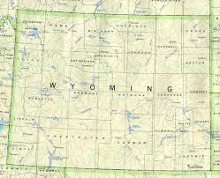Lebanon Hills Map Wyoming Map