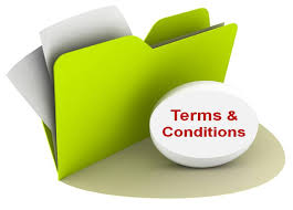Terms Conditions Terms And Conditions