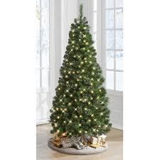 100 7ft pre lit pop up tree prelit tree