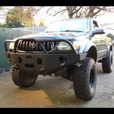 tacoma toyota 2004 1996 2004 toyota tacoma weld together winch bumper kit