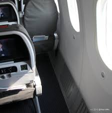 American Airlines Comfort Seats Where To Sit On The American Airlines 787 Dreamliner Wandering