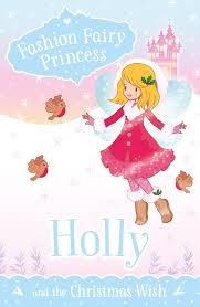 holly christmas fashion fairy princess poppy