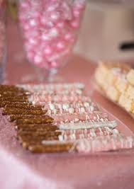 pink and gold baby shower shimmering pink and gold baby shower baby shower ideas themes