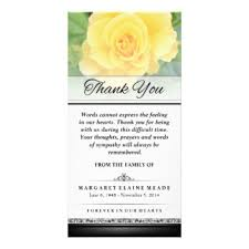thank you for funeral flowers funeral thank you gifts on zazzle
