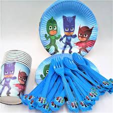 pj mask birthday supplies promotion shop promotional pj mask