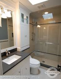 small bathroom storage ideas normandy remodeling