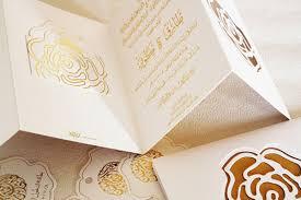 wedding invitations dubai golden laser cut wedding invitations invitation crush